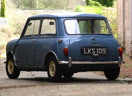 Downton Tuned Morris Mini-Minor