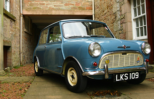 1960 Downton Mini Minor